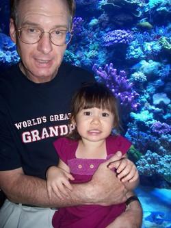 Noelani & Grandpa