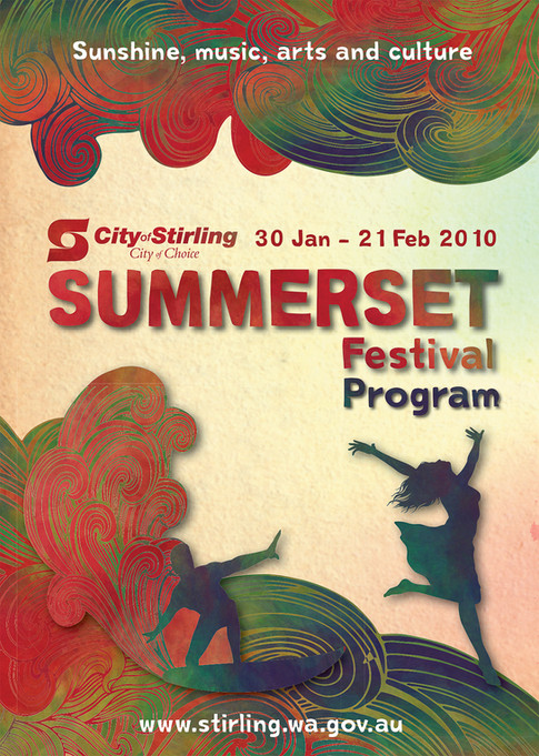 City of Stirling - Naming and branding of Summerset Festival