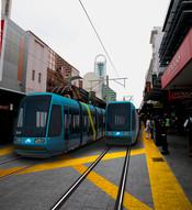 City of Perth - Anti- Light Transit Rails in Malls Visual