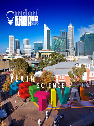 Perth Science festival - Branding