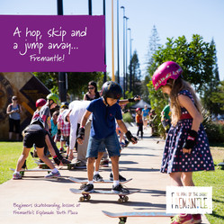 Fremantle story - Fremantle awareness campaign