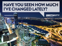 City of Perth - Perth city campaign roll out