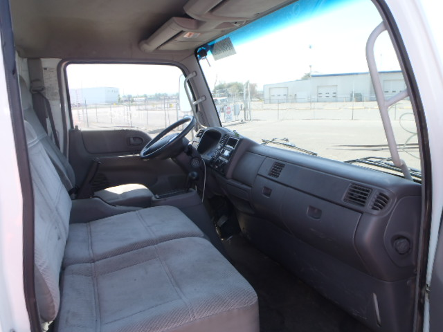 Ford Cab FORW 5 (interior)