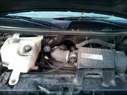 Chevrolet Express Van (Engine Compartment)