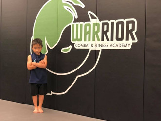 June 16th weekly Warrior !