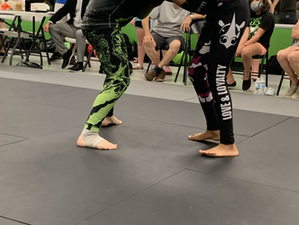 Today's No GI matches !