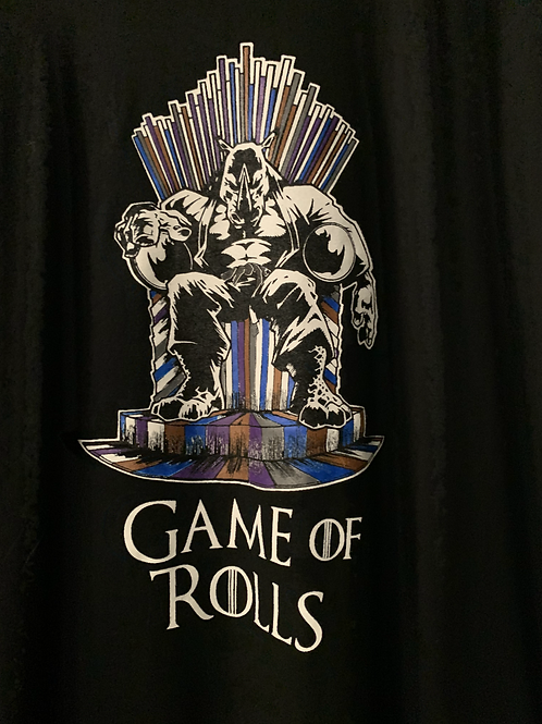 Game of Rolls T-Shirt