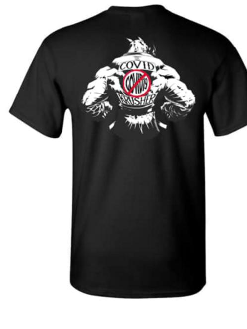 Warrior Strong T-shirt