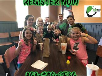 Summer Camp Registration!!
