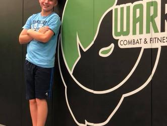 July 2nd weekly Warrior !