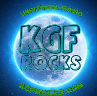 kgf logo of earth