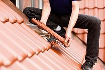 Telhando um telhado