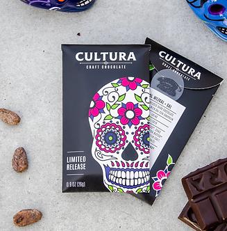 Cultura Chocolate - 70% Mezcal + Sal (limited release)