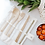 Thumbnail: Bamboo Cutlery Travel Set by Eco Roots