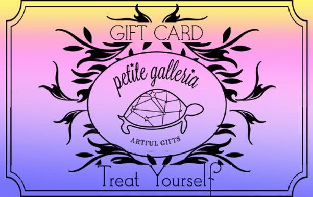 $500 Petite Galleria Gift Card