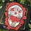 Thumbnail: Death Blooms (Mixed Media Wooden Vessel) by Leeonnista