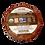 Thumbnail: Organic Stone Ground 85% Super Dark Chocolate Discs by Taza Chocolate