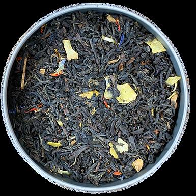 """Valley of the Hearts"" Premium Organic Tea Blend L(30 serving tin)"