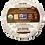 Thumbnail: Organic Stone Ground Vanilla 50% Dark Chocolate Discs by Taza Chocolate