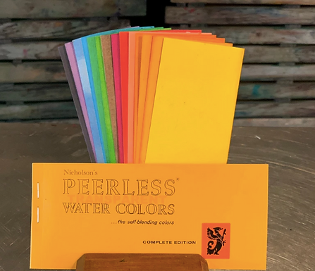 Nicholson's Peerless Watercolor  Papers - Complete Edition by Nicholson's