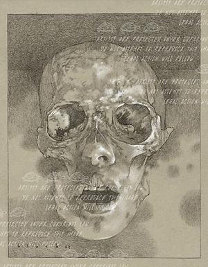 """Death Rasp"" by Steven Russell Black"