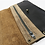 "Thumbnail: ""Creedence"" Black Leather Wallet by Julienne English"