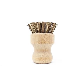 Beechwood Pot Scrubber Brush
