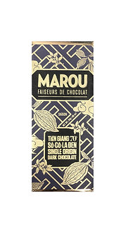 Marou Tien Giang 70% So Co La Den Single Origin Mini Bar