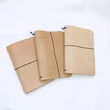 Customized Wayfarer Leather Journal by Jane