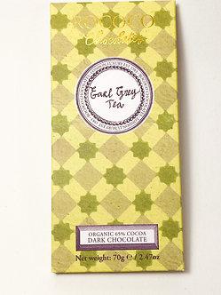 Rococo Earl Grey Dark Chocolate 65%