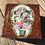 Thumbnail: Eternity(Mixed Media Wooden Vessel) by Leeonnista