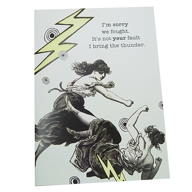 I'm sorry we fought Card by Go Jet Go Designs
