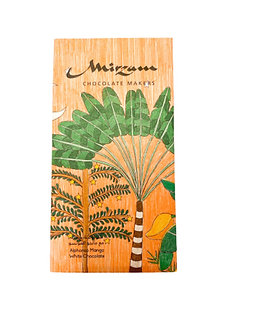 Alphonso Mango White Chocolate Bar by Mirzam