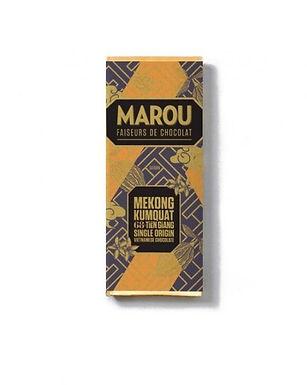 Marou Kumquat Tien Giang 68% So Co La Den Single Origin Mini Bar