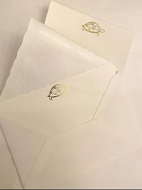 Petite Galleria Deluxe Fine Note Set (Custom)