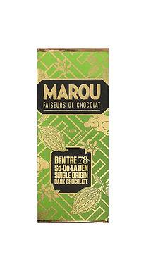 Marou Ben Tre 78% So Co La Den Single Origin Mini Bar
