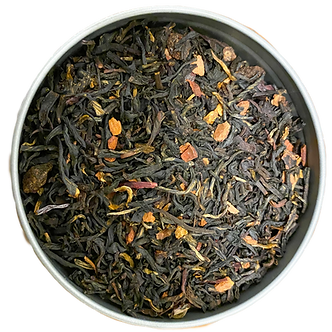 """Wonderland"" Premium Organic Black Tea Blend L (30 serving tin)"