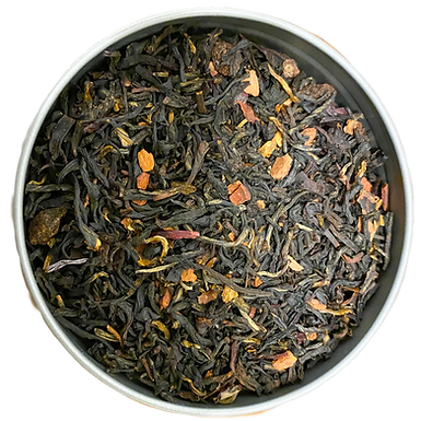 """Wonderland"" Premium Organic Black Tea Blend L (30 serving tin)"