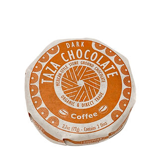Taza Organic Chocolate Mexicano Coffee 55% Dark Discs