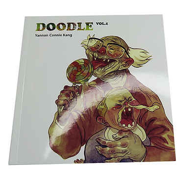 Doodle Vol1. by Yannan Connie Kang