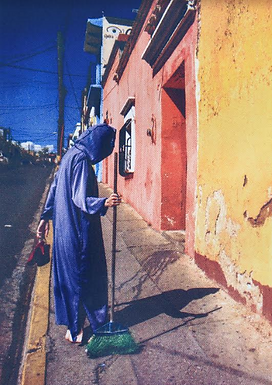 """Oaxaca Street"" by Giuliana Maresca"