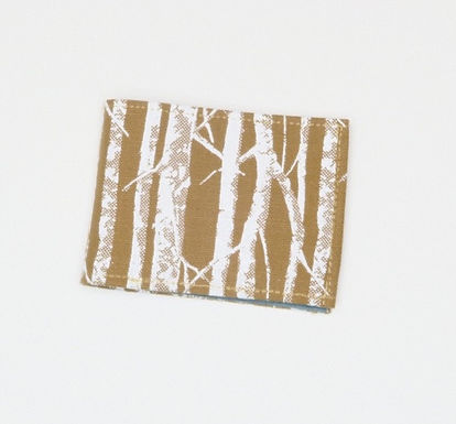 """Birchwood"" Wallet in Sand by Quiet Doing"