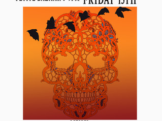 Friday the 13th Handmade Halloween!