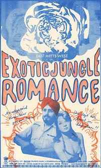 Exotic Jungle Romance by Sanaa Khan
