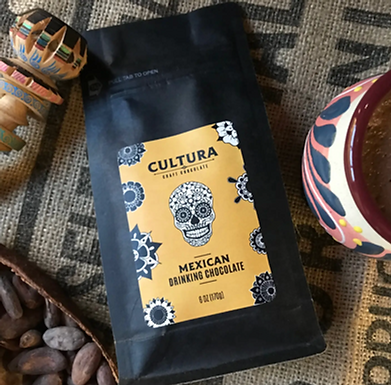 Mexican Drinking Chocolate by Cultura Chocolate