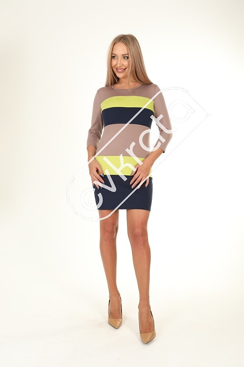 Платье женское W0-2048
