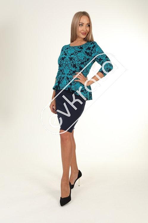 Платье женское W0-2116