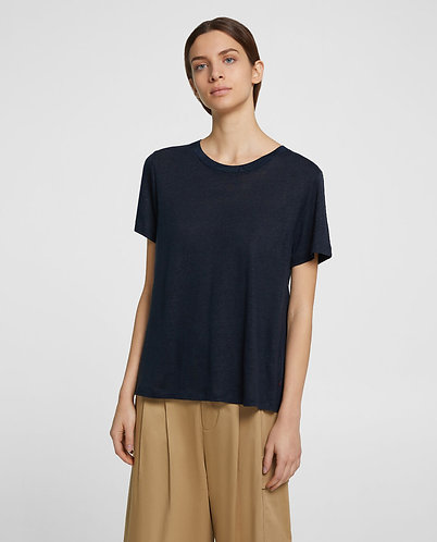 WOOLRICH T-shirt in lino