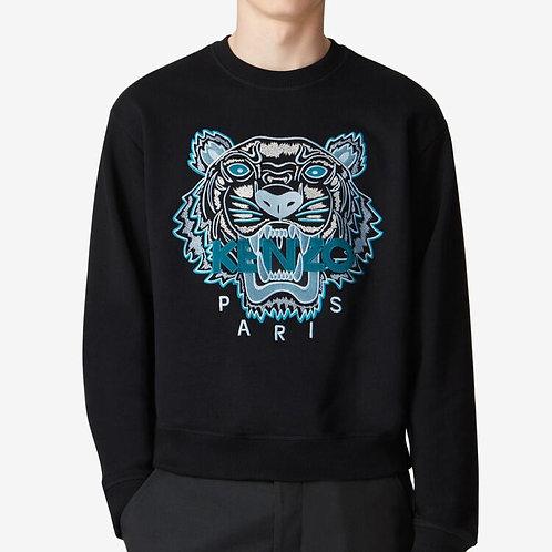 KENZO  Felpa girocollo Icon tigre