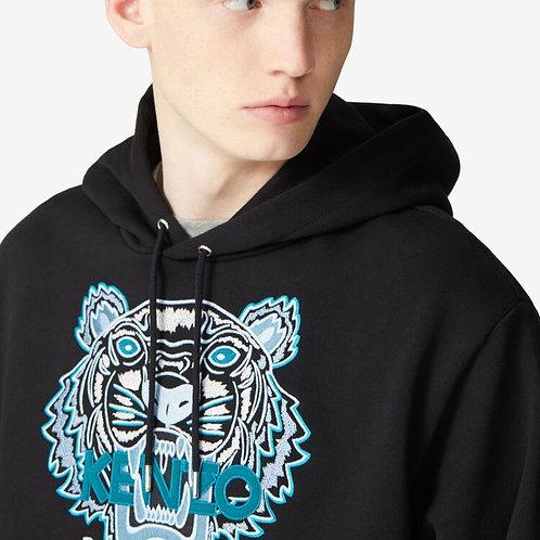 KENZO Felpa con cappuccio Icon tigre